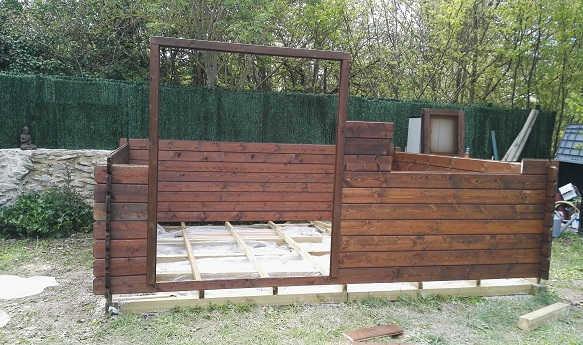 montaje de casas de madera opiniones clientes Hobycasa