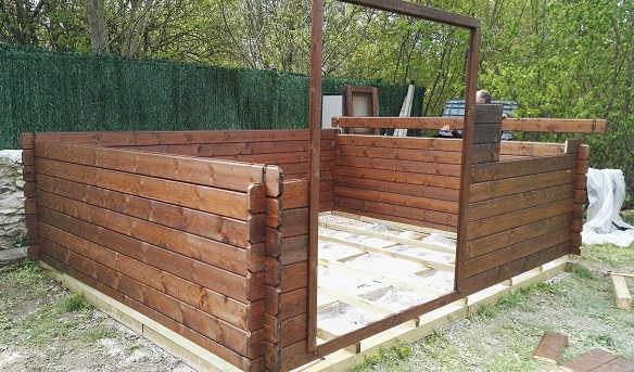 montaje de casas de madera opiniones sobre Hobycasa