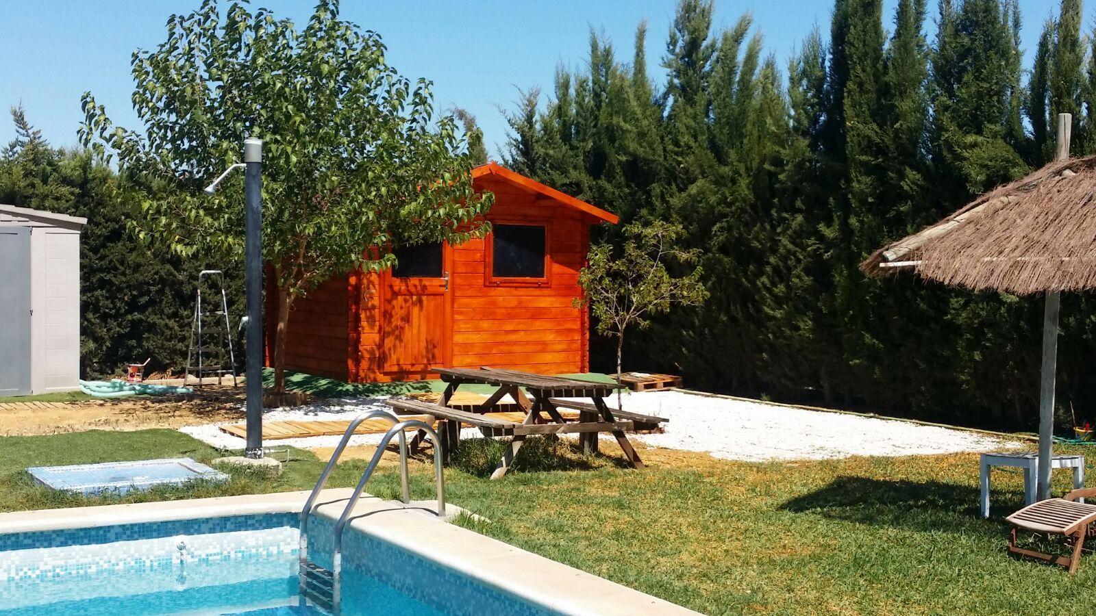 Opiniones clientes hobycasa caseta de madera dalia - Opiniones casas de madera ...