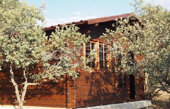 Casetas de madera para jardín a medida Barcelona