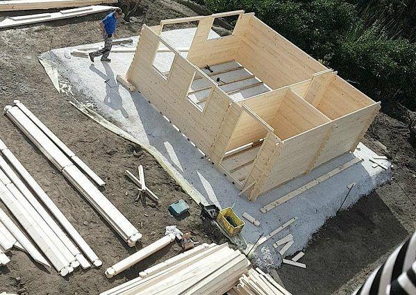 Construir Casetas De Jardin Blog De Hobycasa - Construir-caseta-jardin