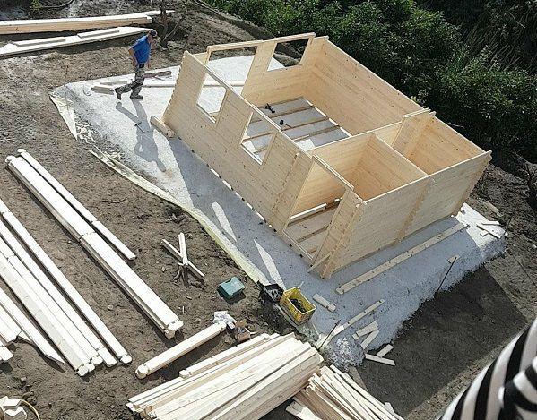 Autoconstrucción casas de madera en Kit, la nueva moda! ✔️