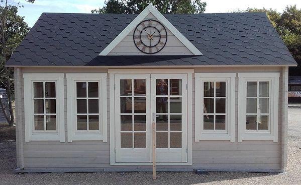 Ideas de casas de madera