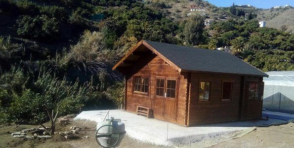 log cabins berlin