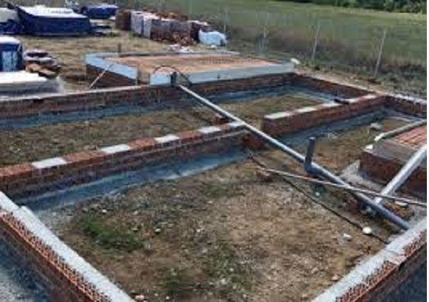 Bases de cimentaci n para casas de madera tipos de suelo for Construccion de casas paso a paso