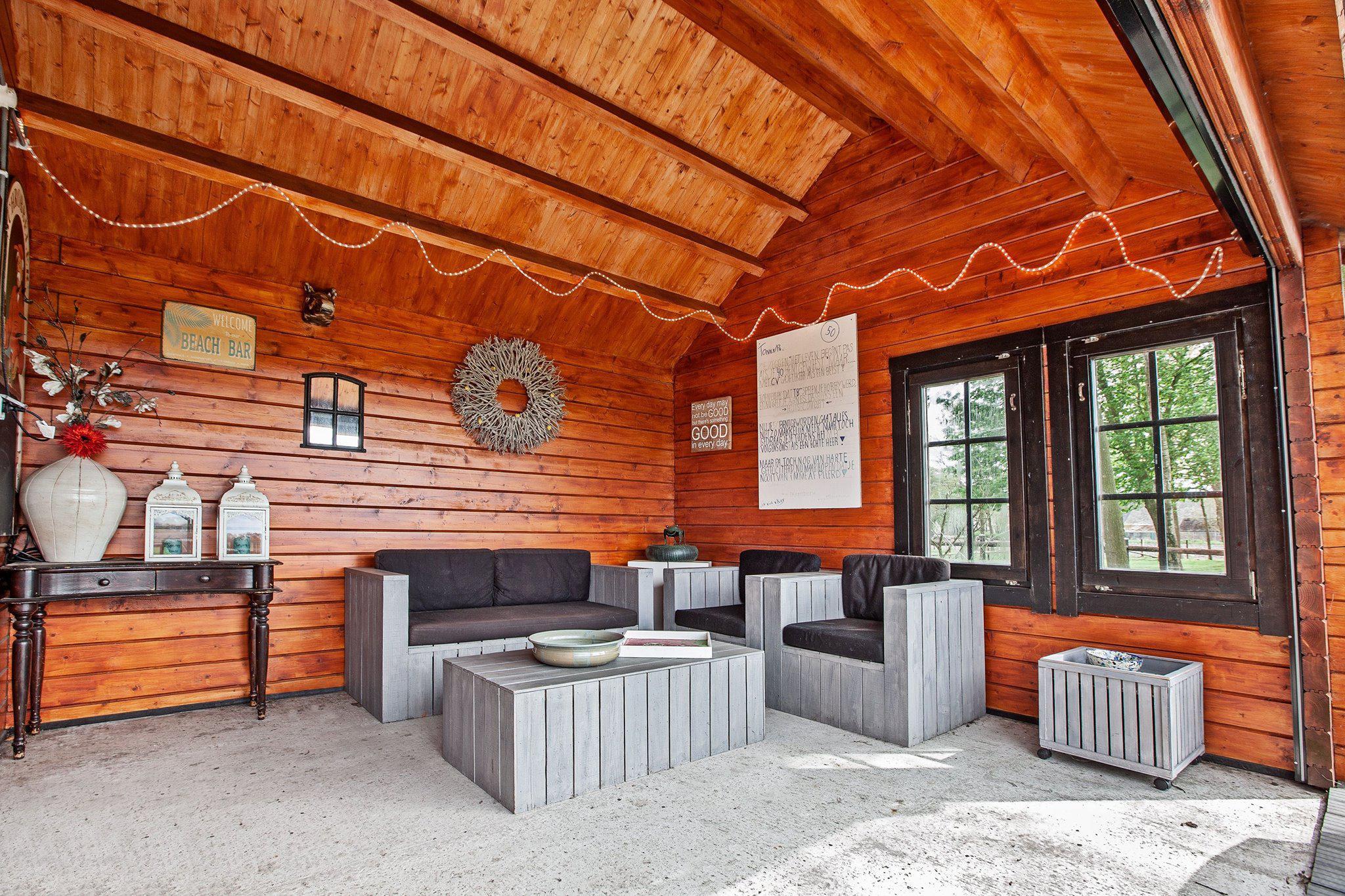 Ideas para pintar casas de madera c mo pintar casas de madera - Ideas para pintar casa ...