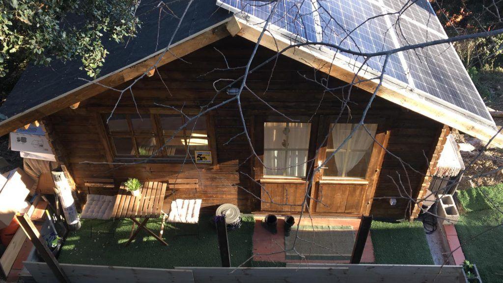 Cabañas de madera con altillo - casas de clientes