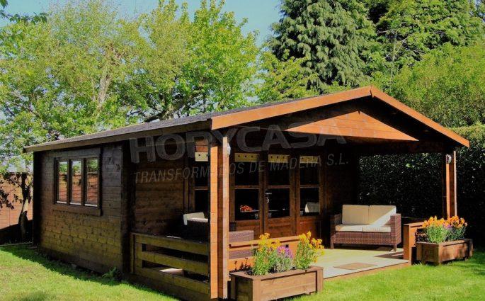 Bungalows de madera prefabricadas precios Nottingham