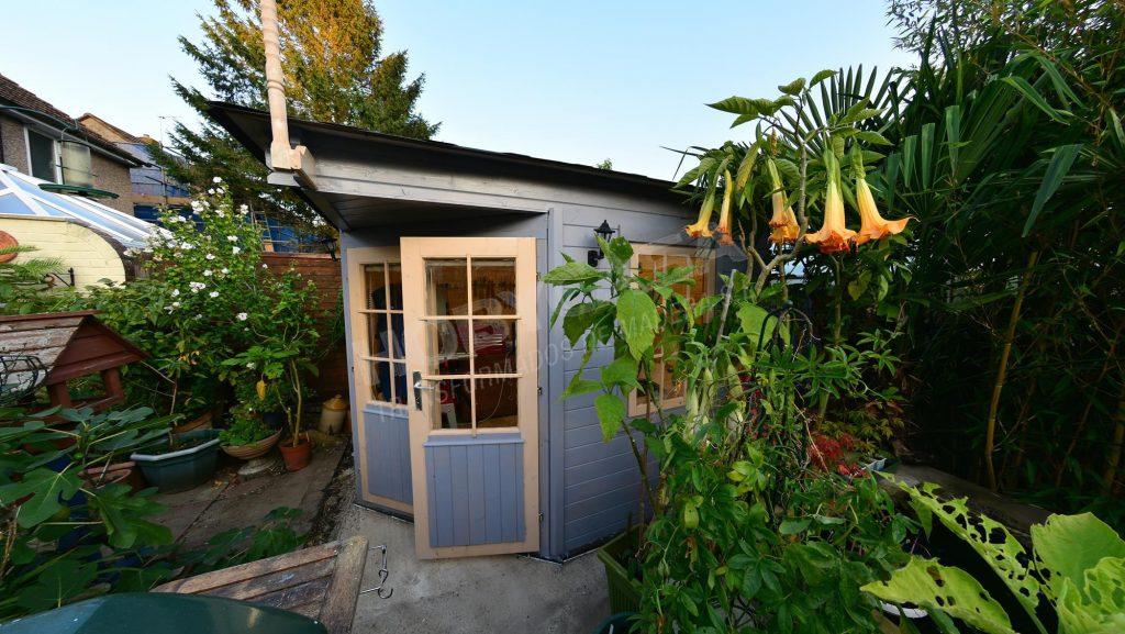 Casetas de jardín madera madrid Asmund