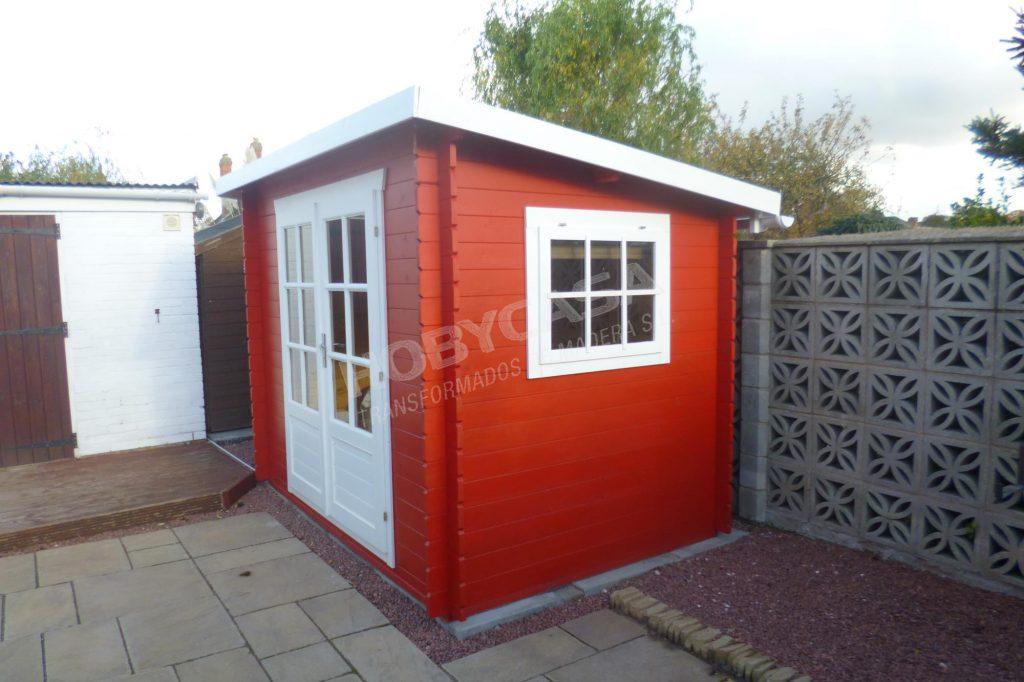Casetas de jardín madera madrid Kris