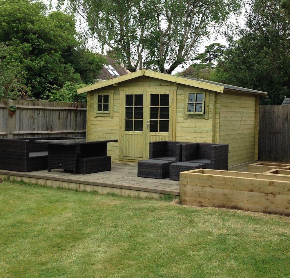 casas de madera como aperos no requiere mantenimiento modelo juha hobycasa