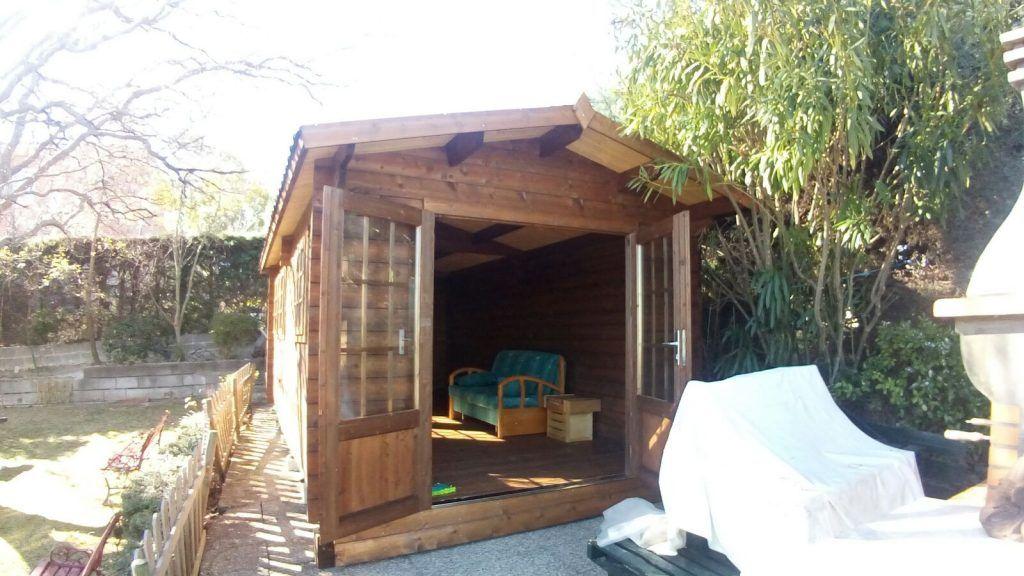 Casas de madera en Burgos - casas clientes