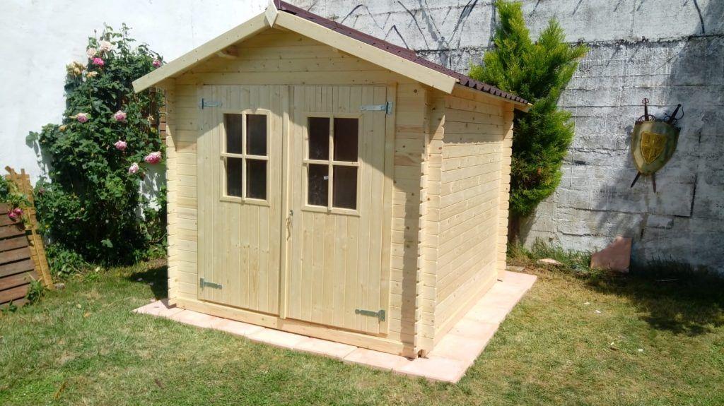 Casetas de madera útiles - casas de madera