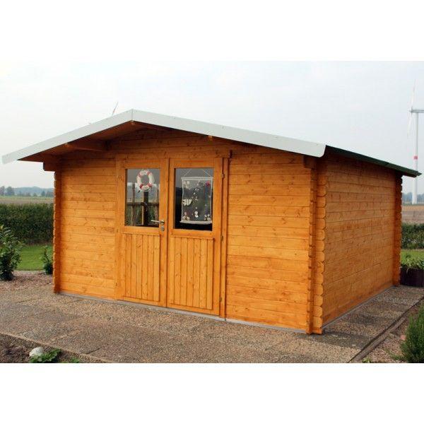 Casetas de madera en Huelva - casas de madera