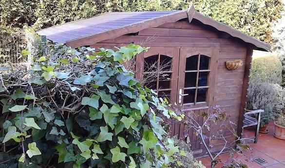 Casetas de madera en Lleida - casas de clientes