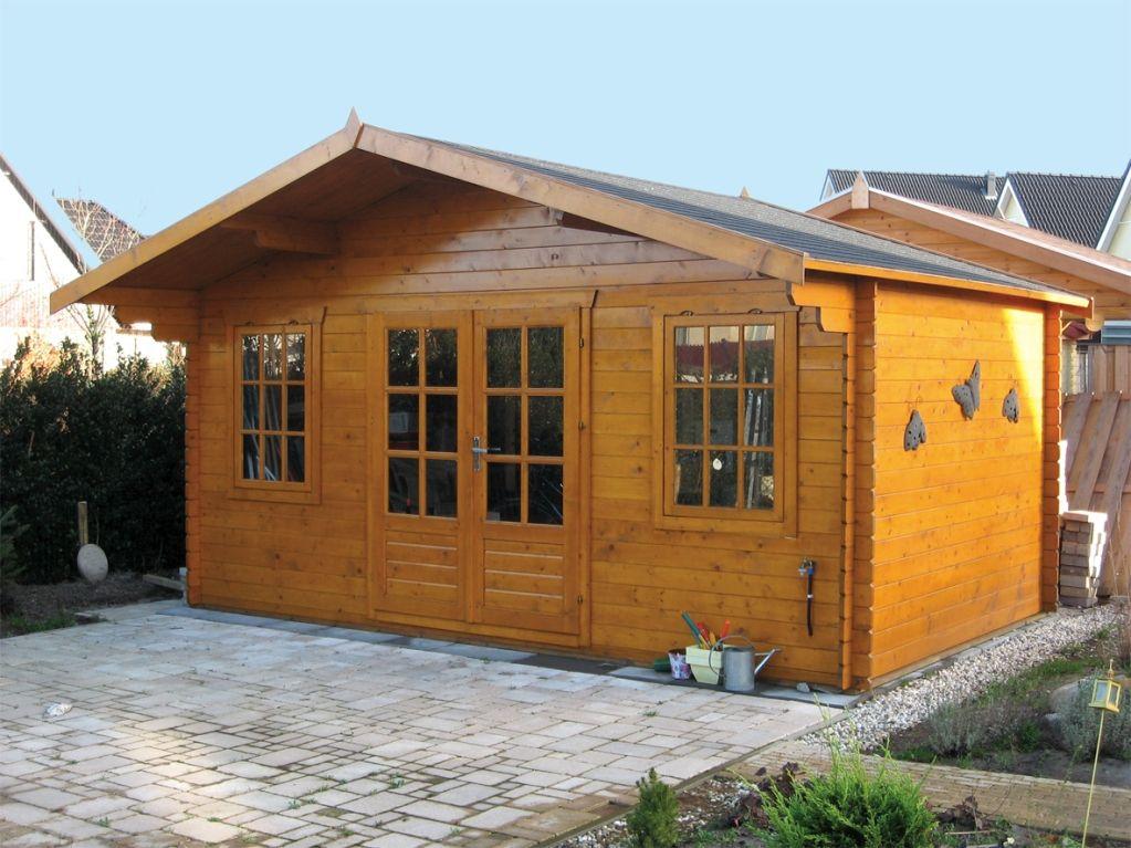 Casetas de madera en A Coruña - casas de clientes
