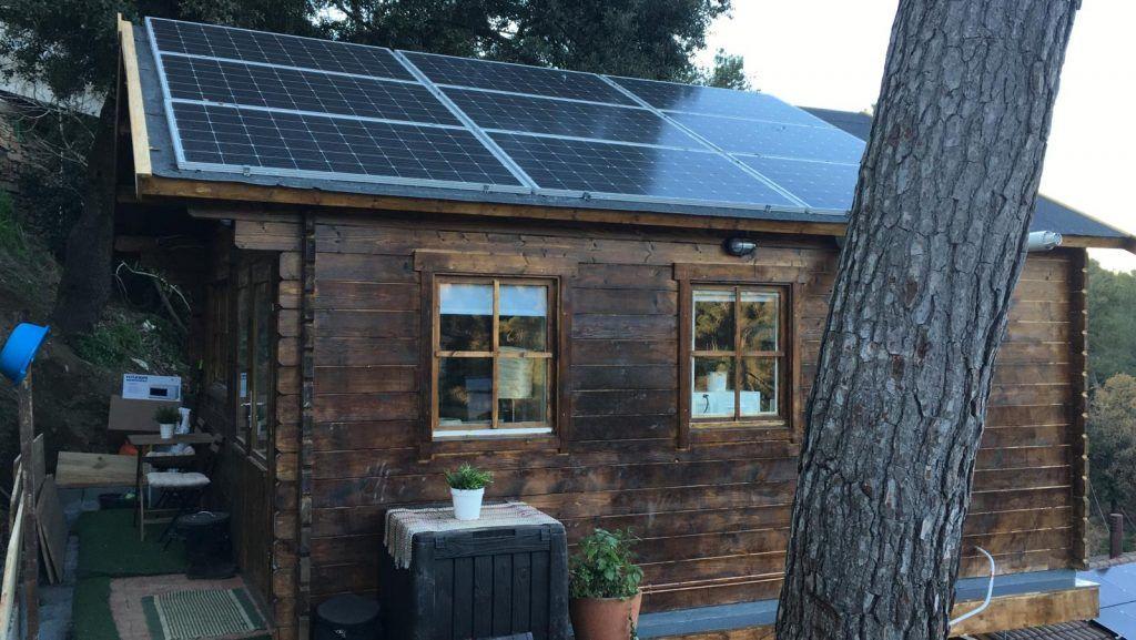 Casas de madera con altillo - casas de clientes