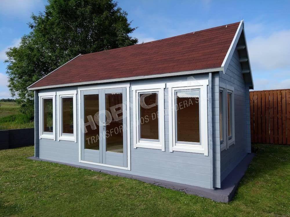 consejos para comprar una cabaña de madera Clockhouse
