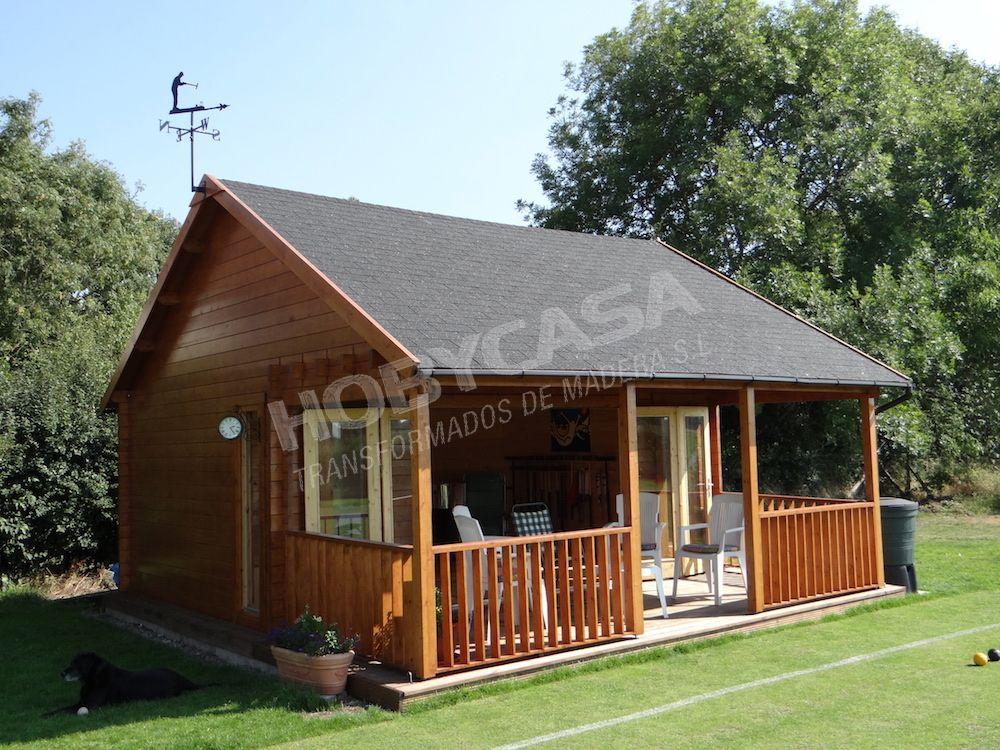 Lo que hay que saber antes de comprar un bungalow de madera Olaug