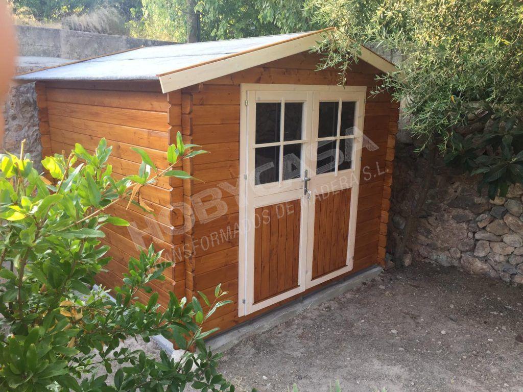 ventajas de comprar una caseta de madera Moritz