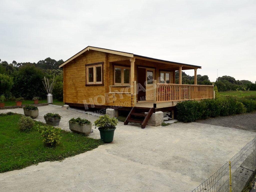 consejos para comprar una cabaña de madera Henning