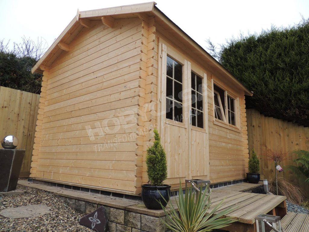 ventajas de comprar una caseta de madera Akse