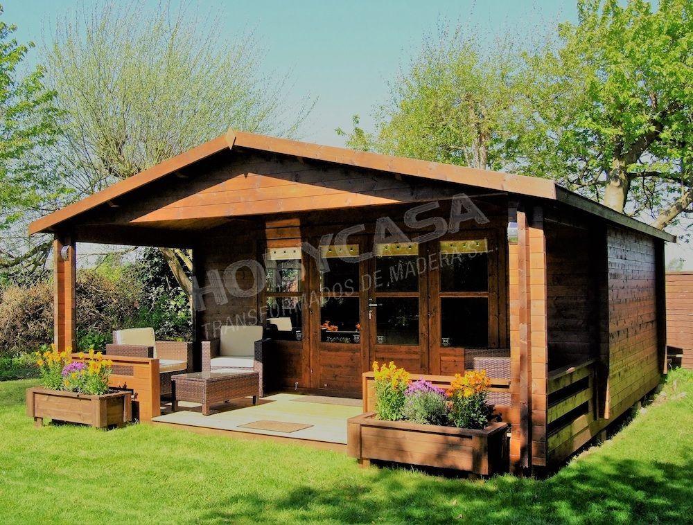 consejos para comprar una cabaña de madera Nottingham