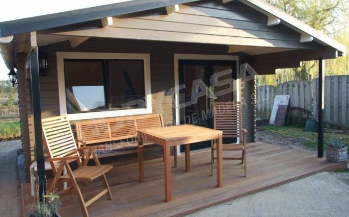 consejos para comprar una cabaña de madera Klass