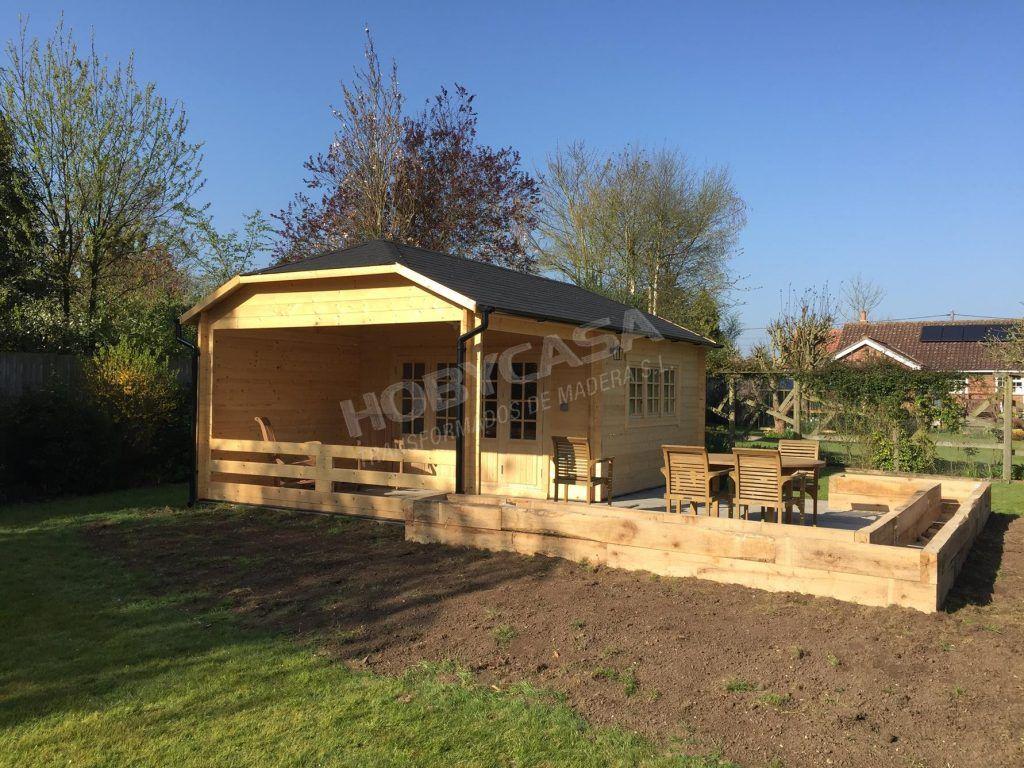 consejos para comprar una cabaña de madera Torkel