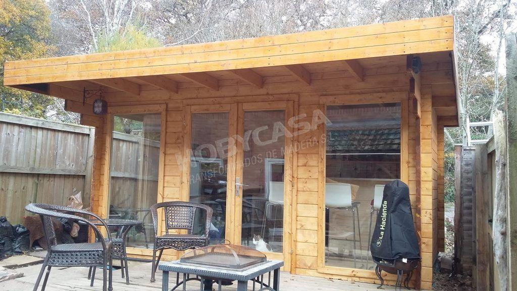 consejos para comprar una cabaña de madera Lory