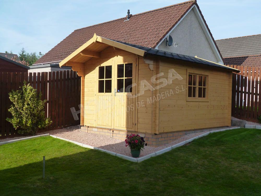 Consejos para comprar una casa de madera Lulea