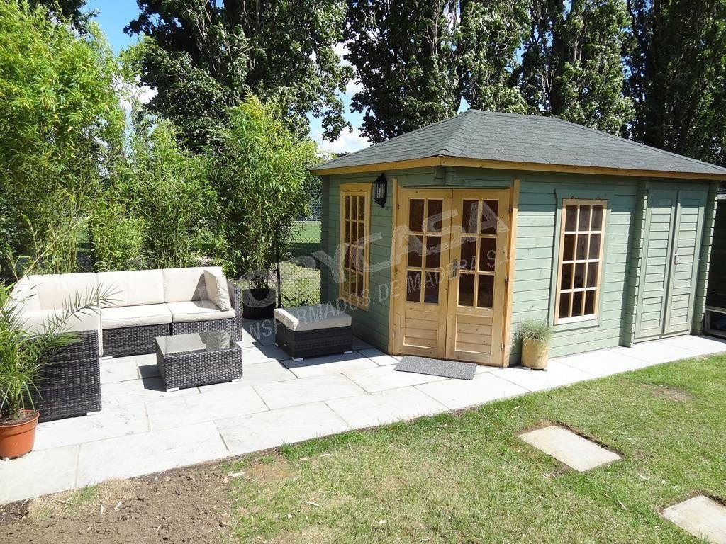 consejos para comprar una cabaña de madera Agnes