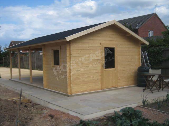 Ventajas de comprar un cobertizo de madera Arne