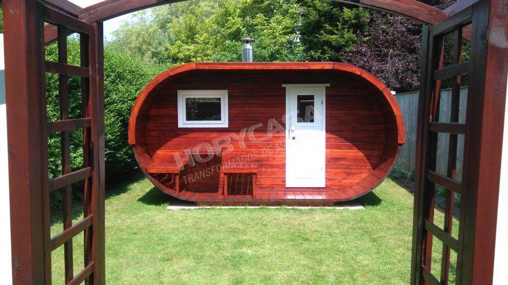 Ventajas de comprar un cobertizo de madera Oval