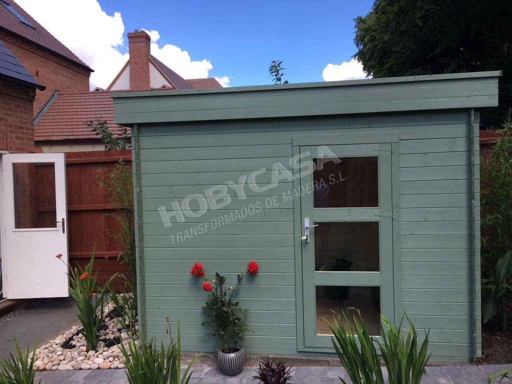 Lo que hay que saber antes de comprar un bungalow de madera Big Ben