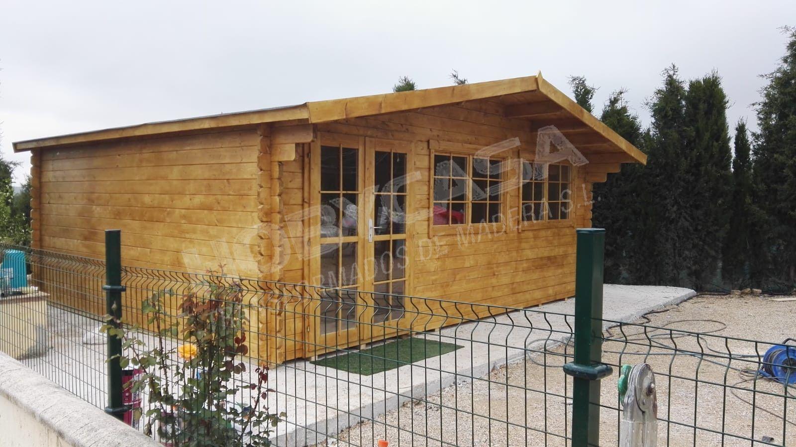 Lo que hay que saber antes de comprar un bungalow de madera Wolfgang