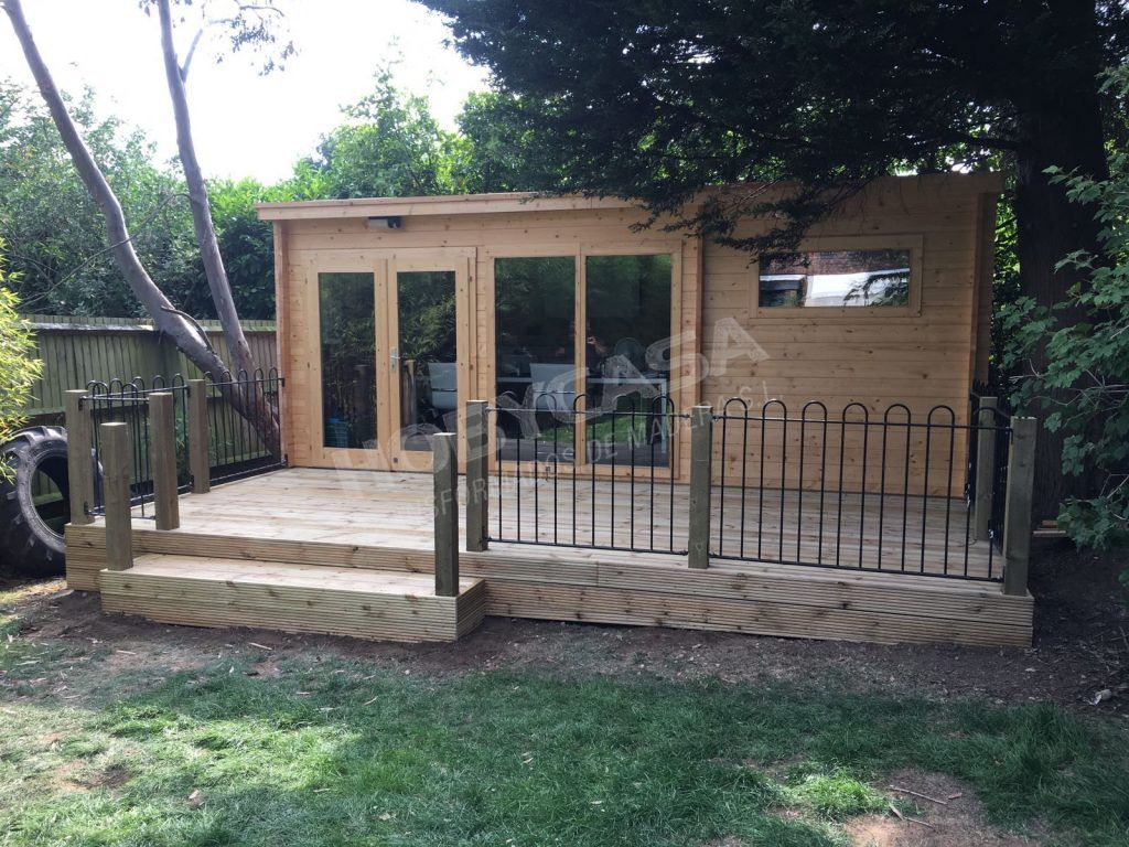 Lo que hay que saber antes de comprar un bungalow de madera Flow