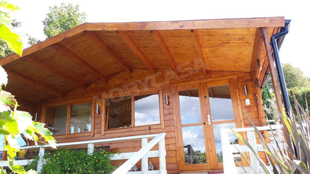 Qué es necesario para montar una casa de madera Piet