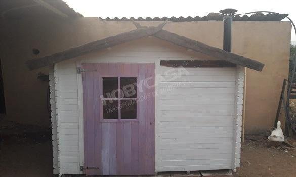 Ventajas de comprar una casita de madera para niños Cinzia