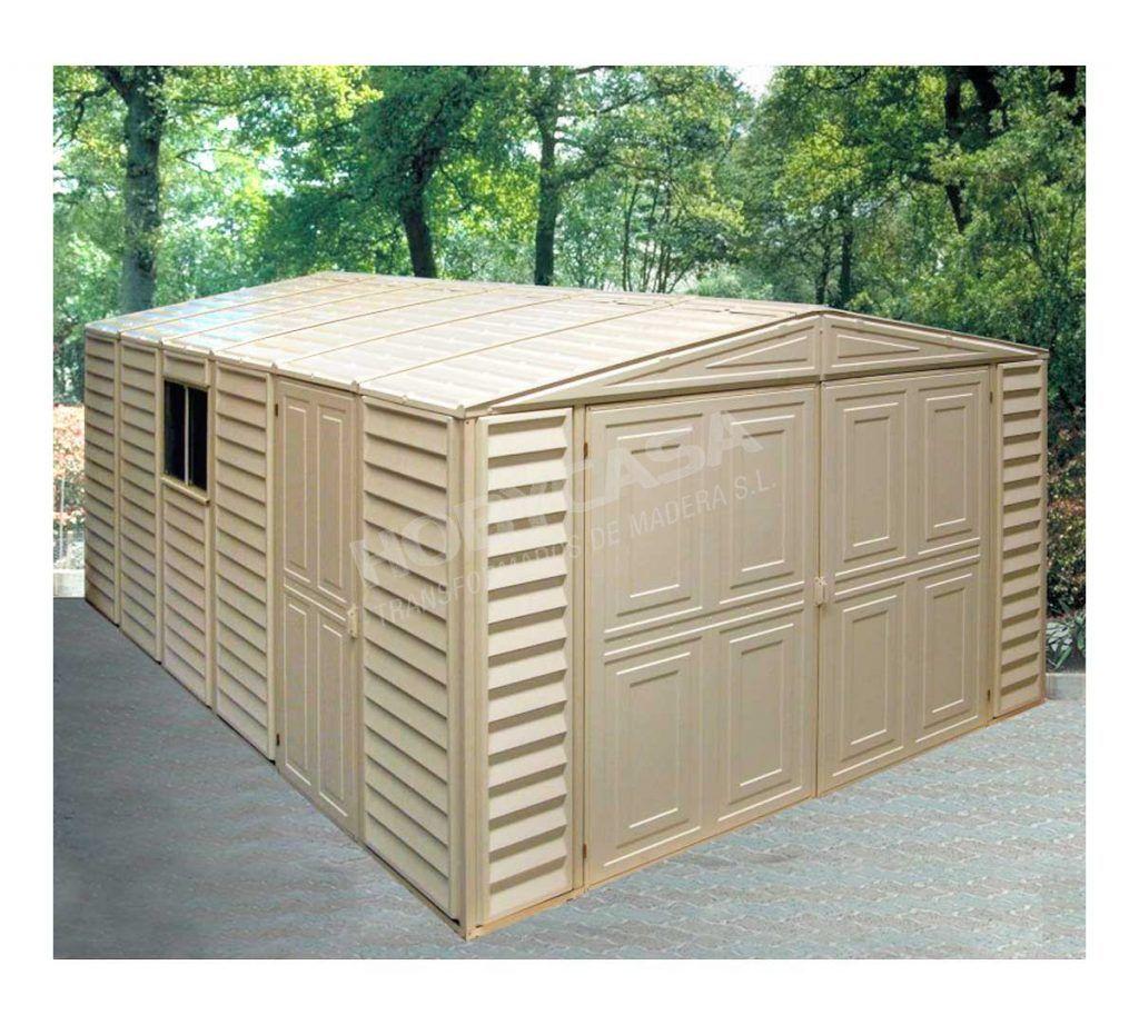 Consejos para comprar garajes de madera Resina