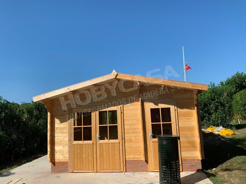 ventajas de comprar mini casas de madera lukas