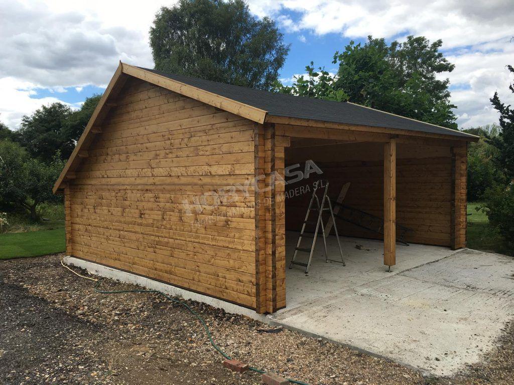 Consejos para comprar garajes de madera Nysse