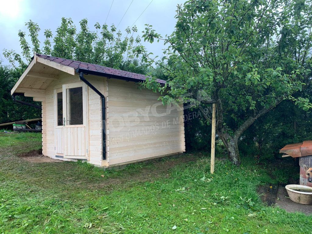 ventajas de comprar mini casas de madera heino