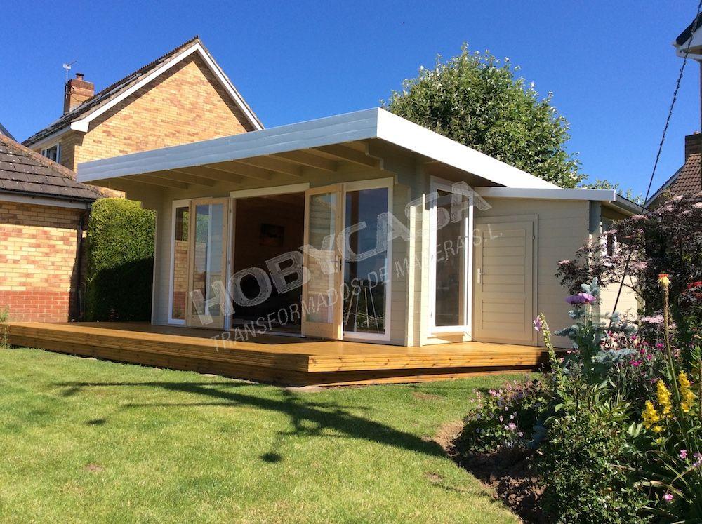 ventajas de comprar mini casas de madera Yorick