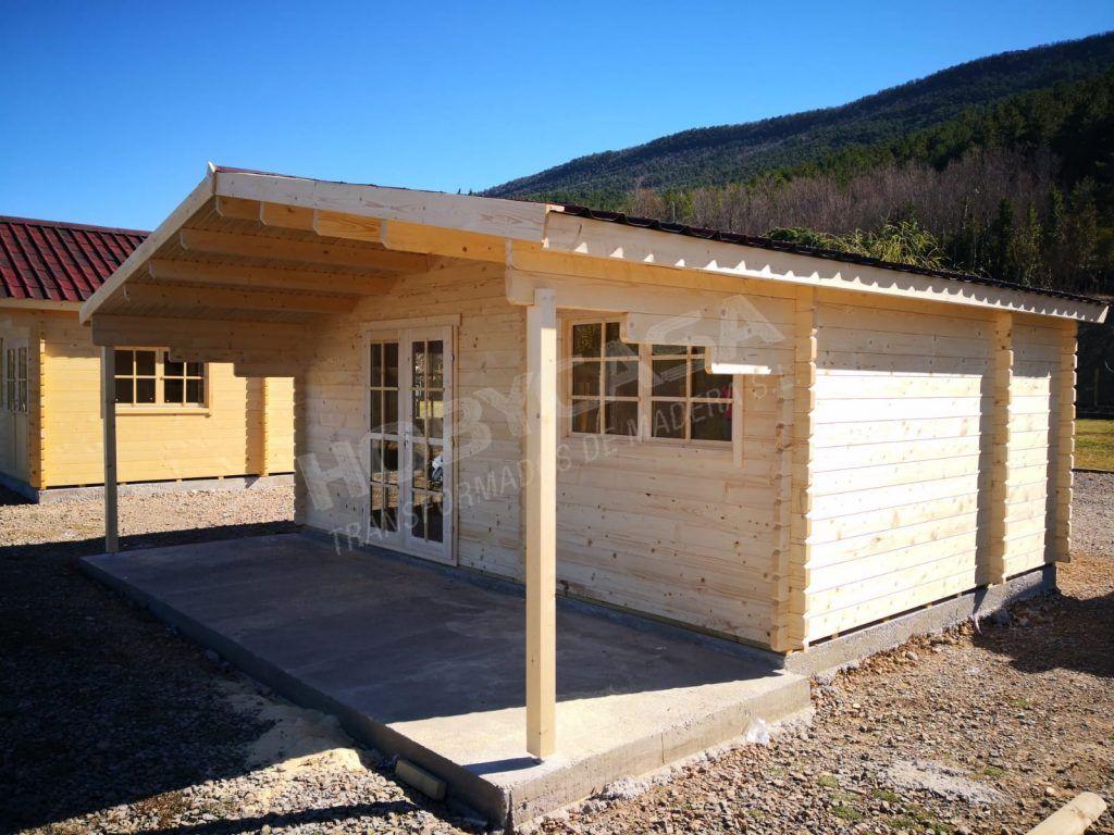 Que es un bungalow arquitectura Palmar