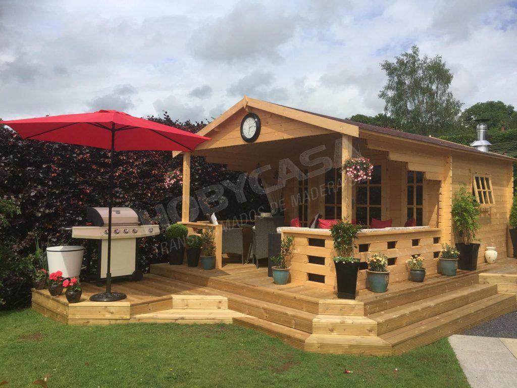 Qué es necesario para montar una casa de madera Sanstrov