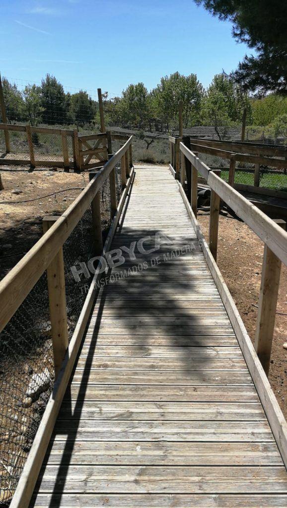 Que es la madera con tratamiento autoclave sendaviva