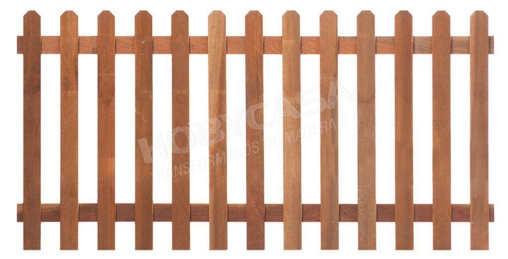 Que el la madera tropical certificada vallado