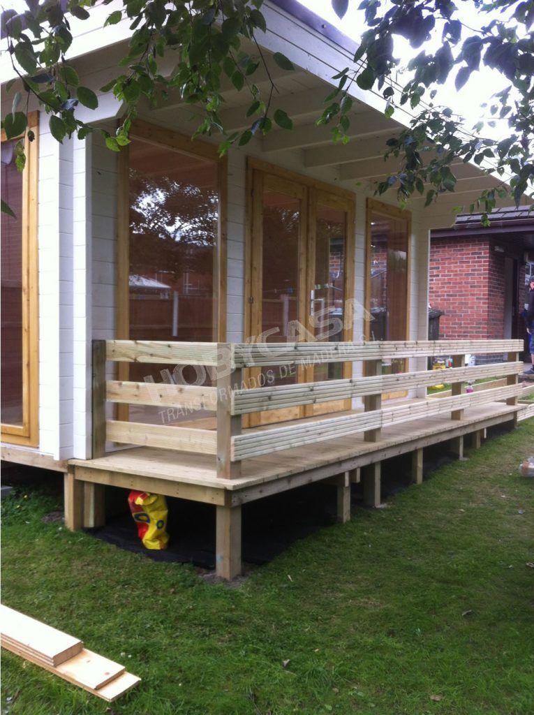 Que es la madera con tratamiento autoclave yorick terraza