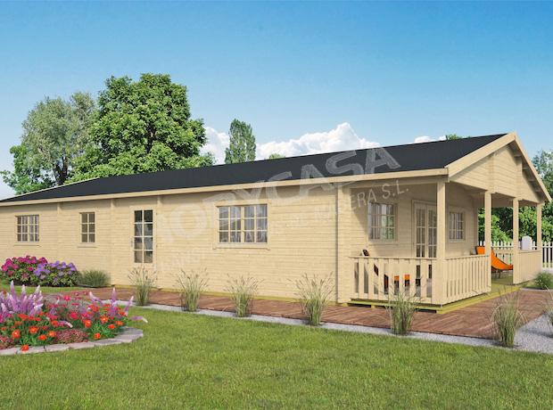 Casas prefabricadas de madera Freshford